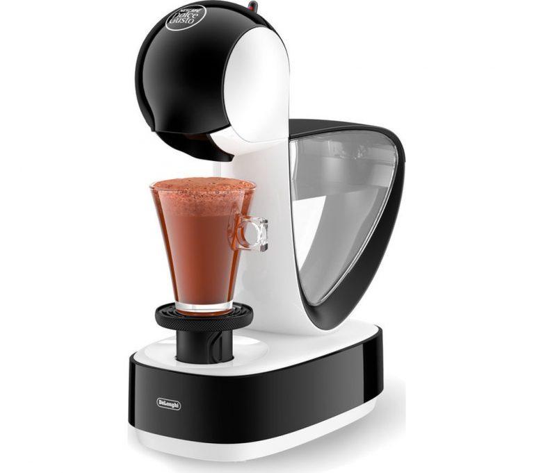 DeLonghi Nescafe Dolce Gusto Pod Coffee Machine Review