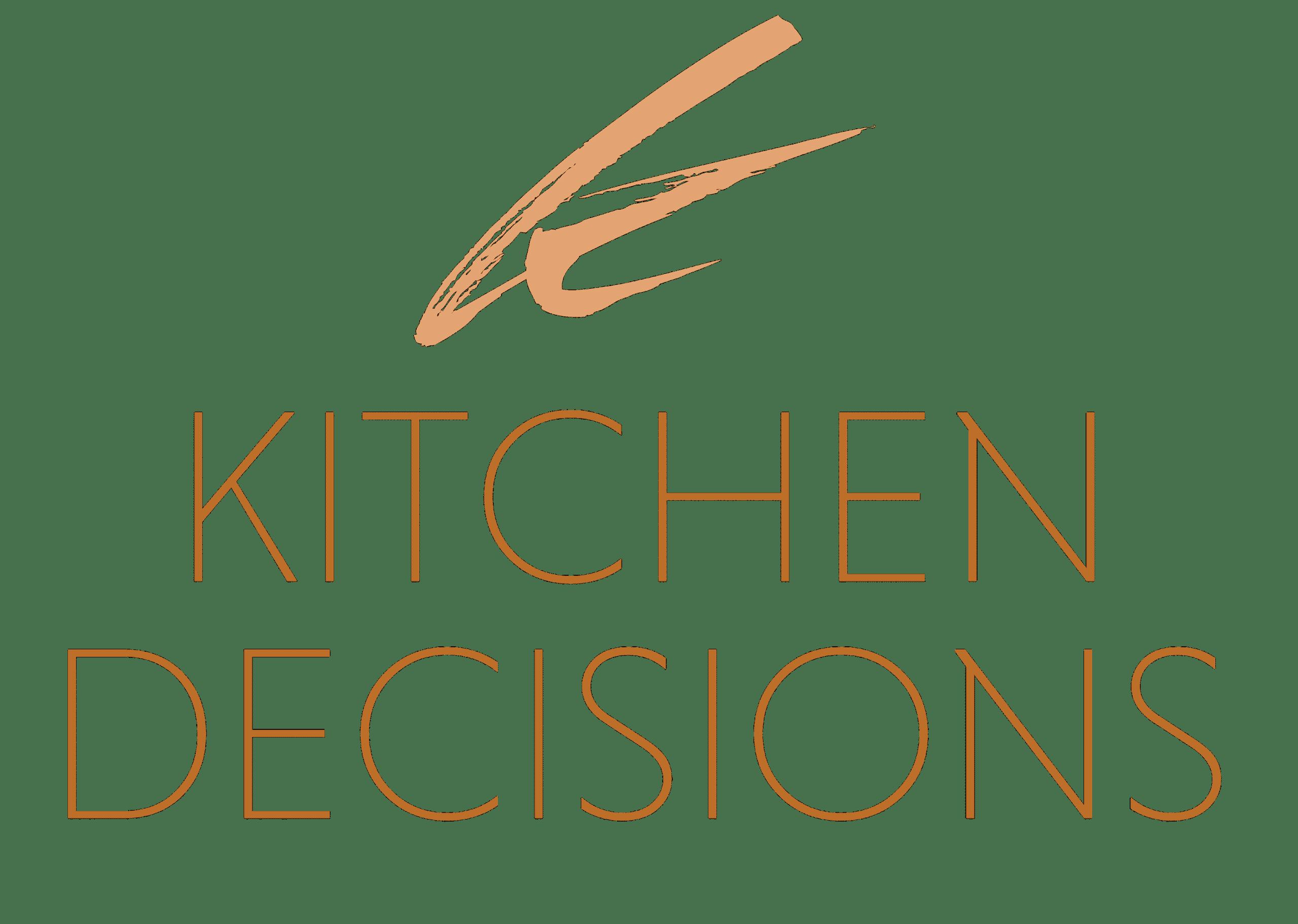Kitchen Decisions Logo