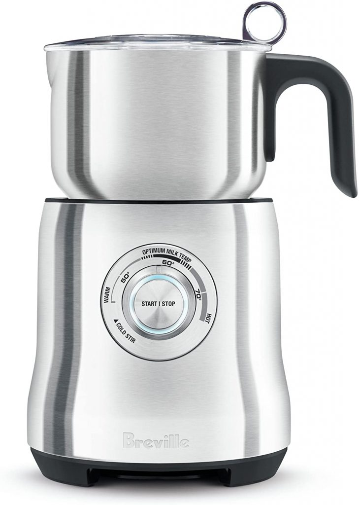 Breville automatic milk frother